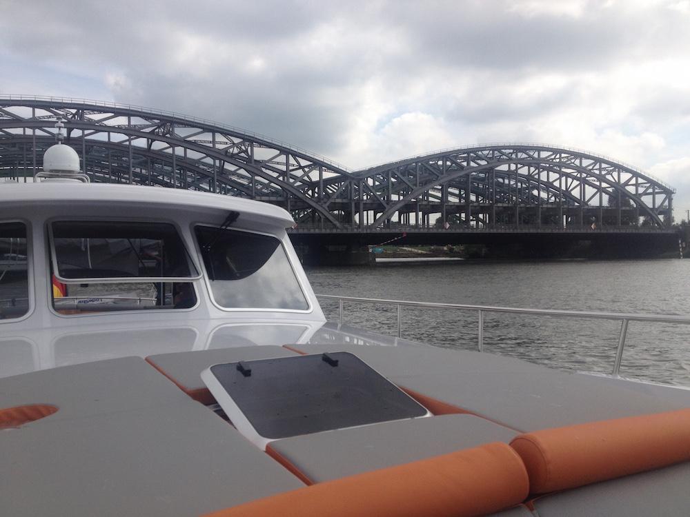 Tagungsboot Albero